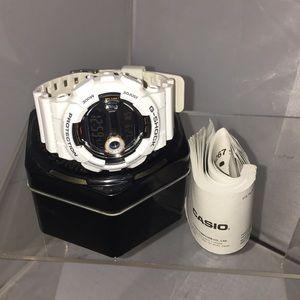 G-Shock White Watch
